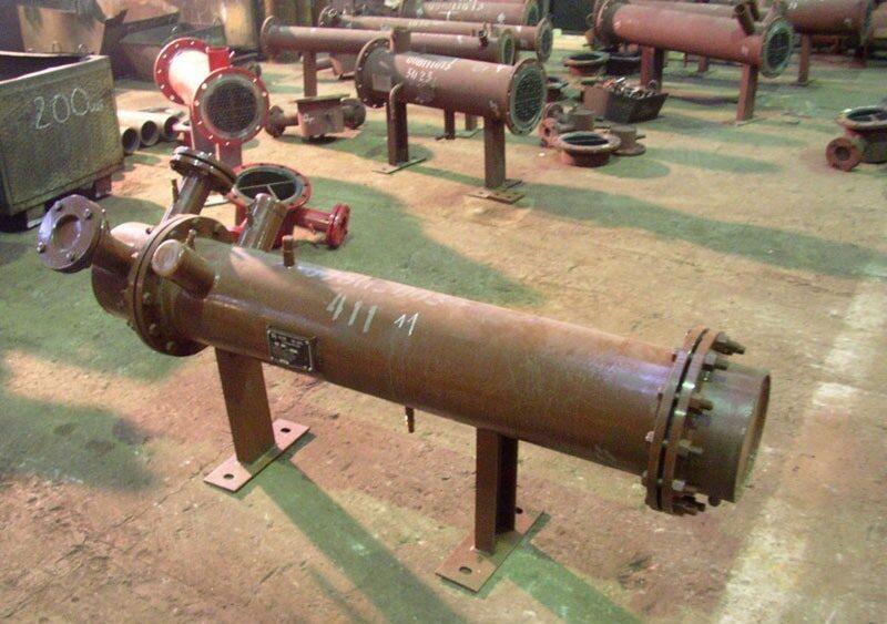 Теплообменник q=20-40 т/ч теплообменники для гвс в настенных котлах